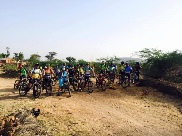 ATH 'Teekling the Top': MTB Race