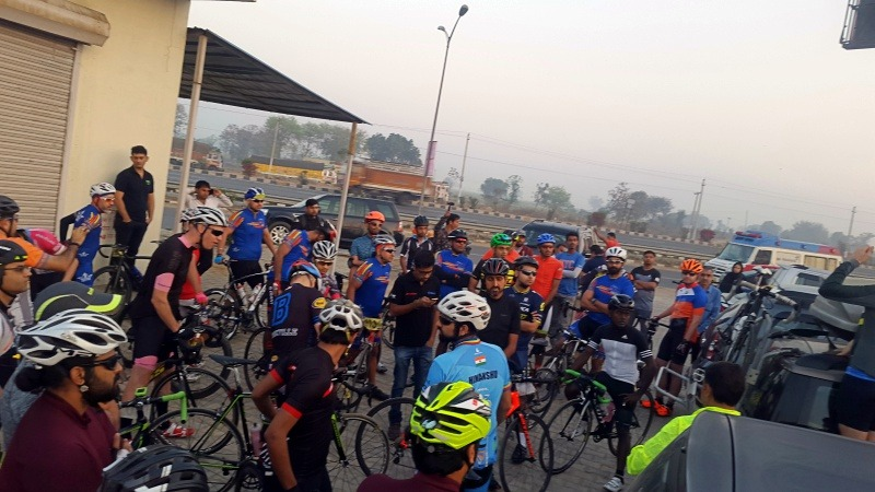 KMP 100 Road Race