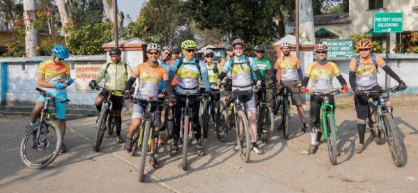 MTB Hill Climb Race: The ATH Kaladunghi Epic