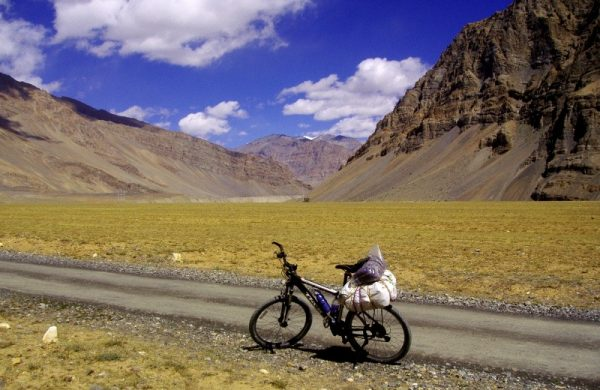 Cycling in Spiti: A Beginner's Perspective of Touring!