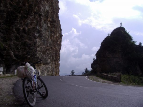 Cycling in Spiti: 2012: Day 2 and 3