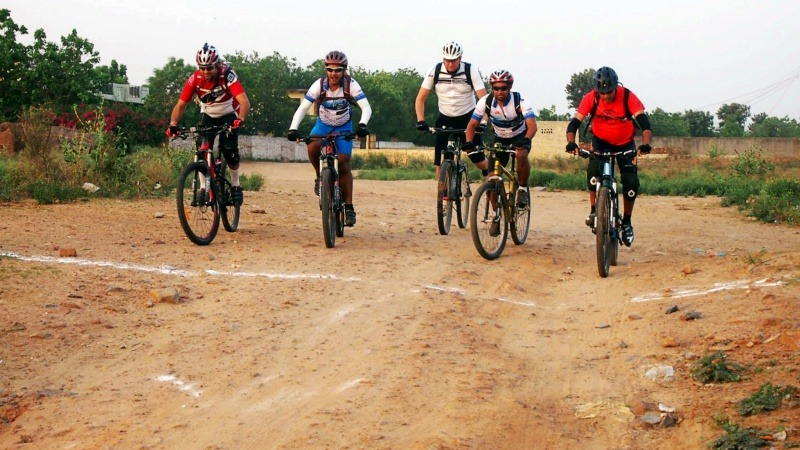 First Race of Aravalli Trailhunters
