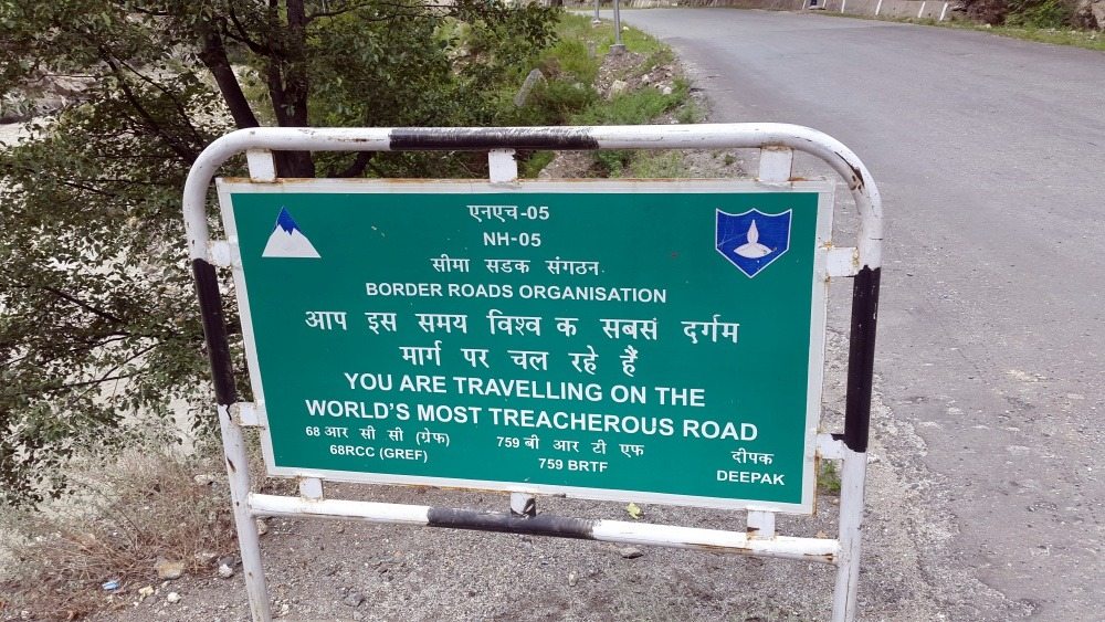 Cycling from Kalpa to Spillow