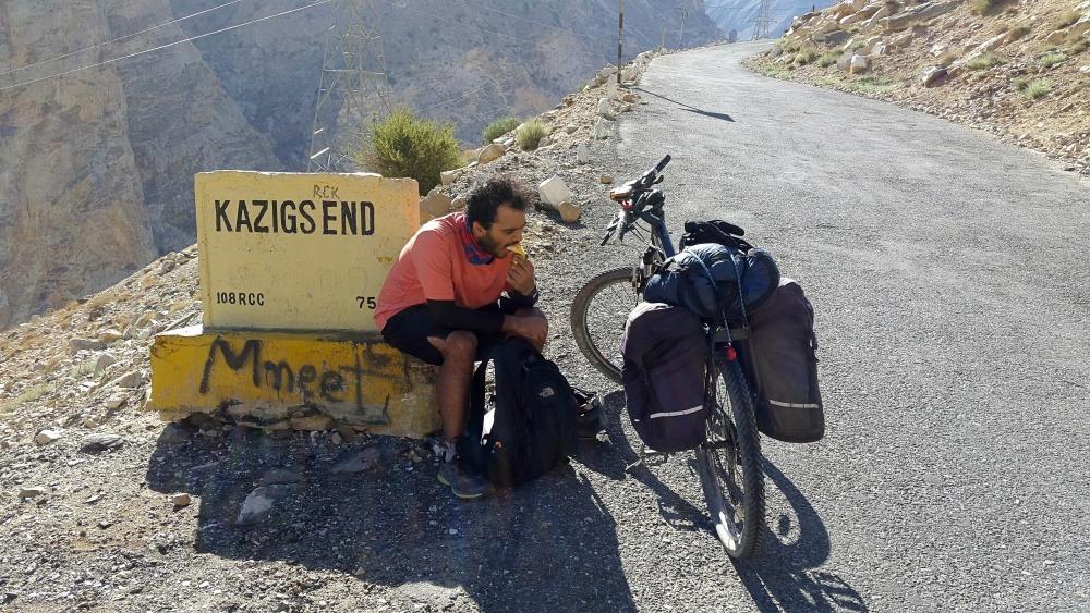 Cycling Ka Zigs Spiti