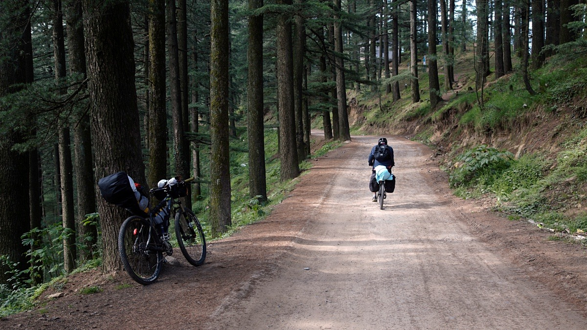 90 Days Cycling in the Himalayas: Day 3