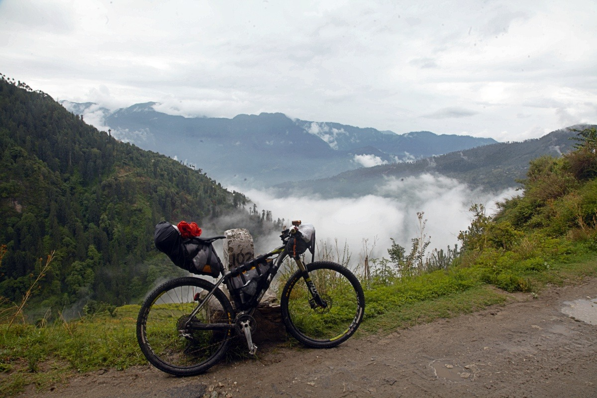 Cycling to Dharanghati