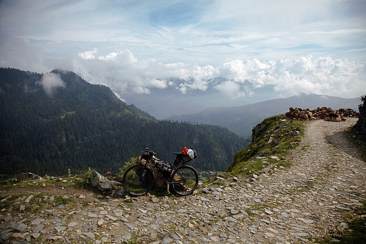 90 Days Cycling in the Himalayas: Day 4
