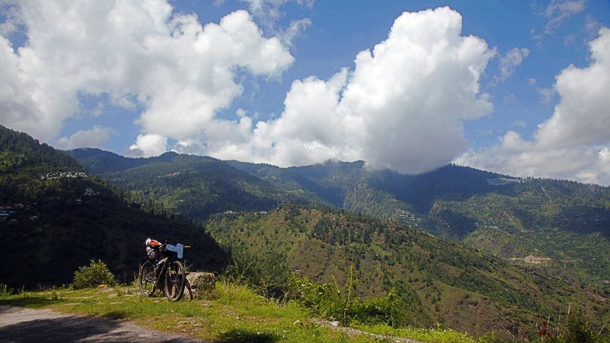 Cycling in Himachal Pradesh