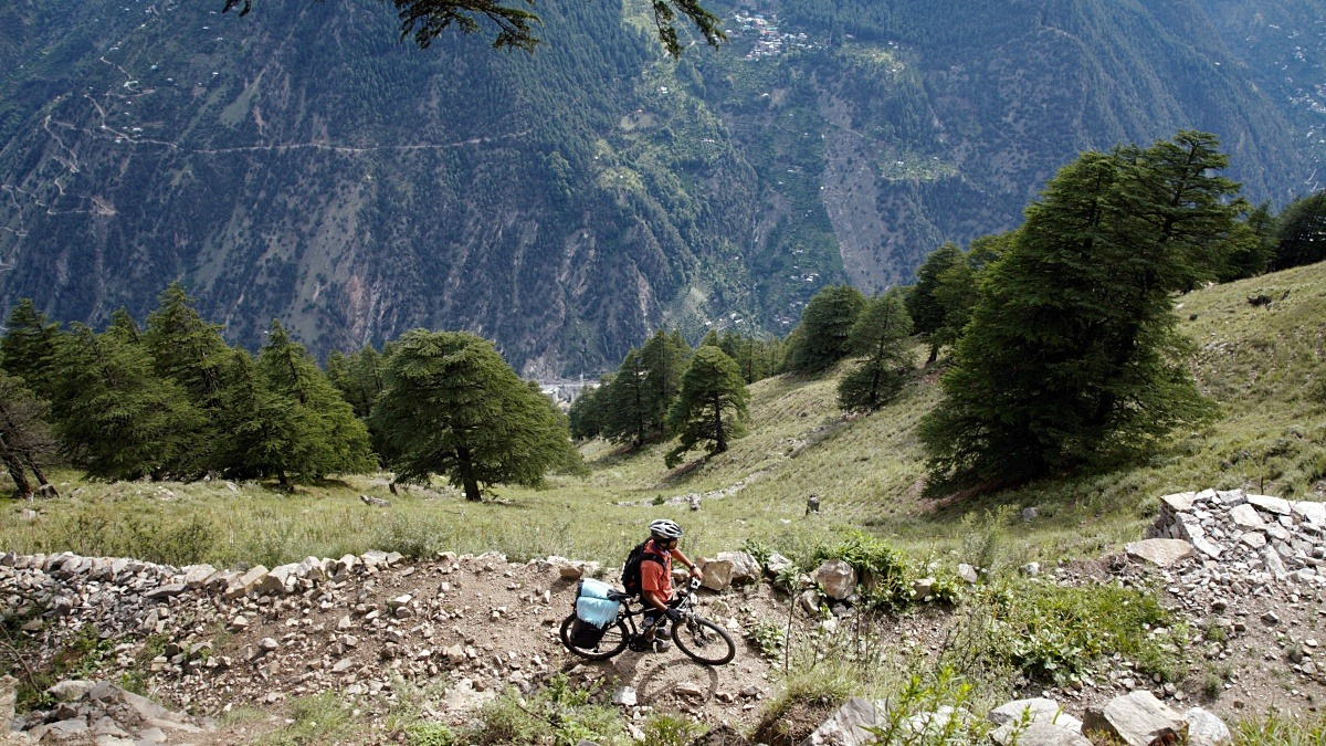 90 Days Cycling in the Himalayas: Day 7: Urni to Kalpa