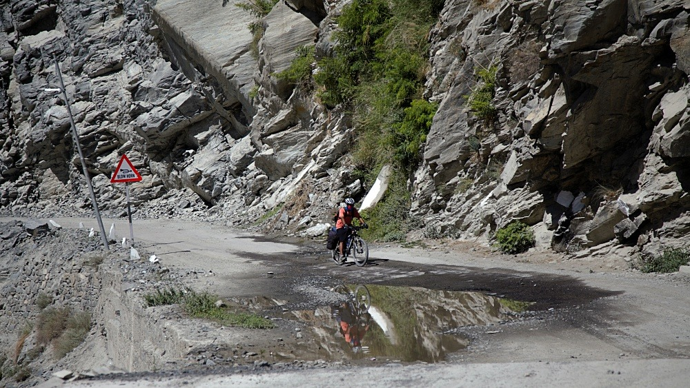 90 Days Cycling in the Himalayas: Day 9: Spillow to Nako