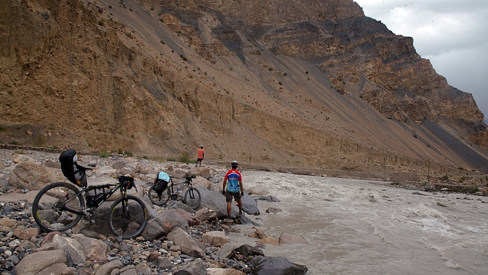 90 Days Cycling in the Himalayas: Day 12: Tabo to Dhankar