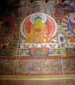 Dhankar Monastery Paintings