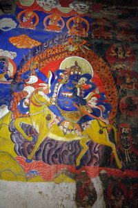 Dhankar Monastery Painting