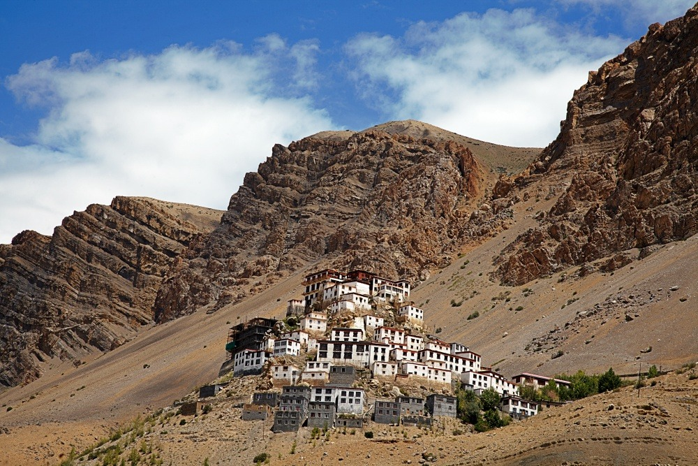 Key Monastery Spiti