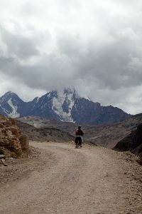 Cycling from Losar to Chandra Tal