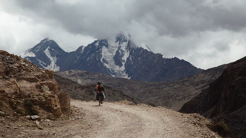 90 Days Cycling in the Himalayas: Day 15: Losar to Chandra Tal