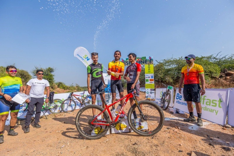 Aravalli Trailhunters Meet The Force Podium photo