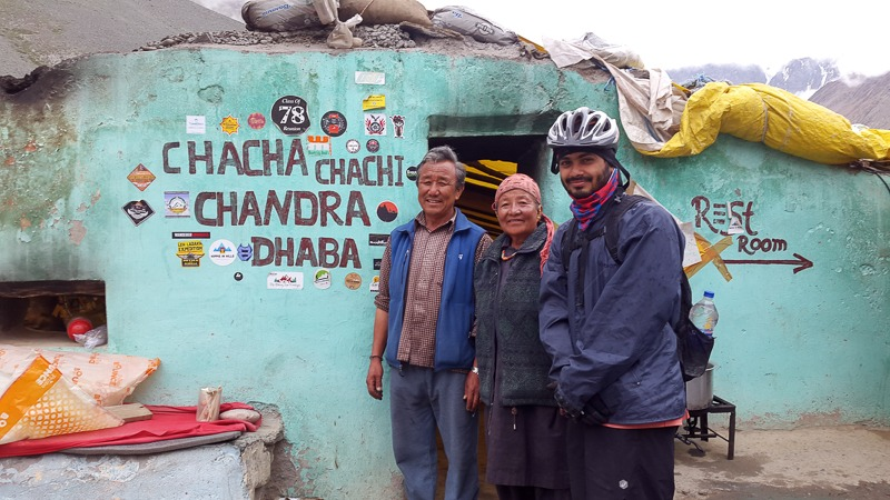 90 Days Cycling in the Himalayas: Day 17: Batal to Gramphoo