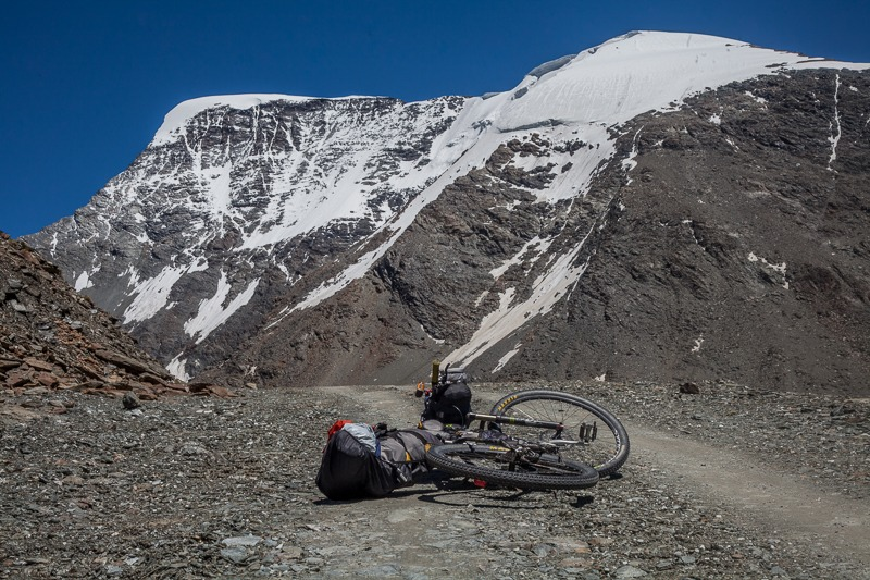 90 Days Cycling in the Himalayas: Day 21: Ramja to Karjyak