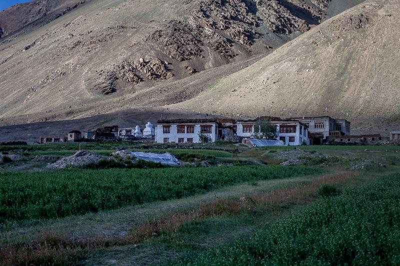 Maling Village, Zanskar