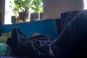 Zanskar Home. Inside