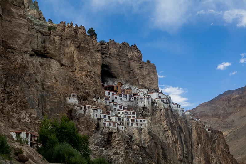 Phuktal Monastery in all its glory