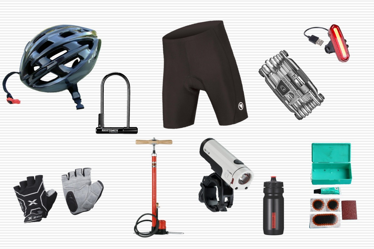 Your Cycling Life's Starter Kit!