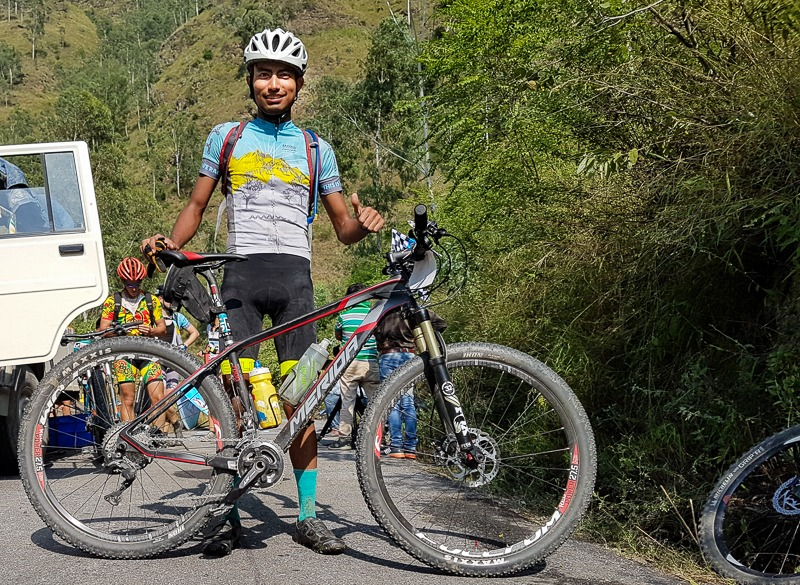 MTB Himalaya Sufferfest with Prateek Thakur!