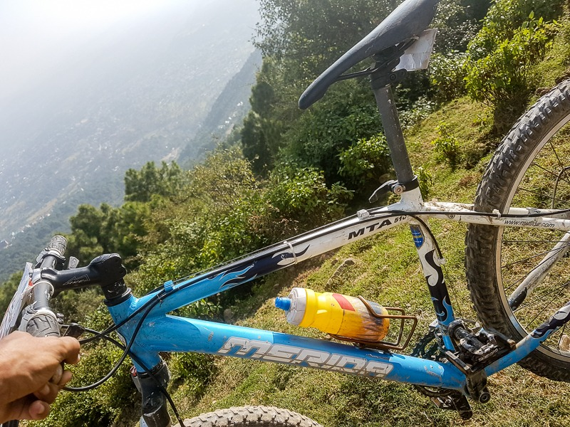Cycling in MTB Himalaya
