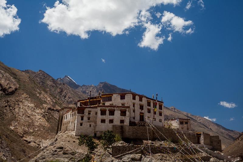Bardan Monastery, Zanskar Valley