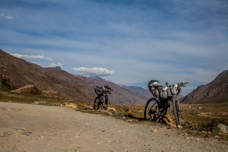 90 Days Cycling in the Himalayas: Day 26 & 27: Padum to Abran