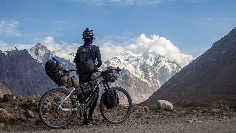 90 Days Cycling in the Himalayas: Day 28: Abran to Rangdum