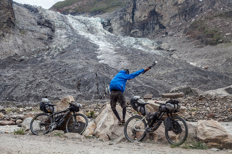 90 Days Cycling in the Himalayas: Day 29: Rangdum to Parkachik