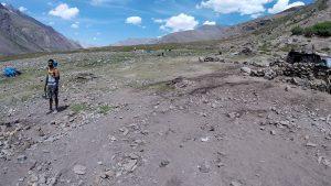 Shepherds hut in Zanskar Valley