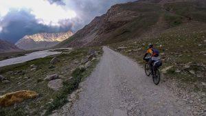 Rainbow in Zanskar Valley