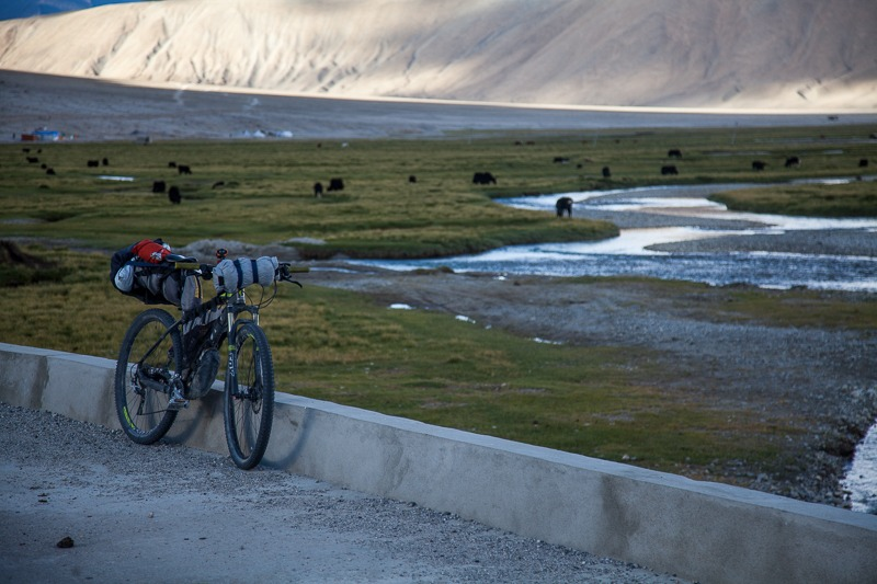 Cycling in Ladakh