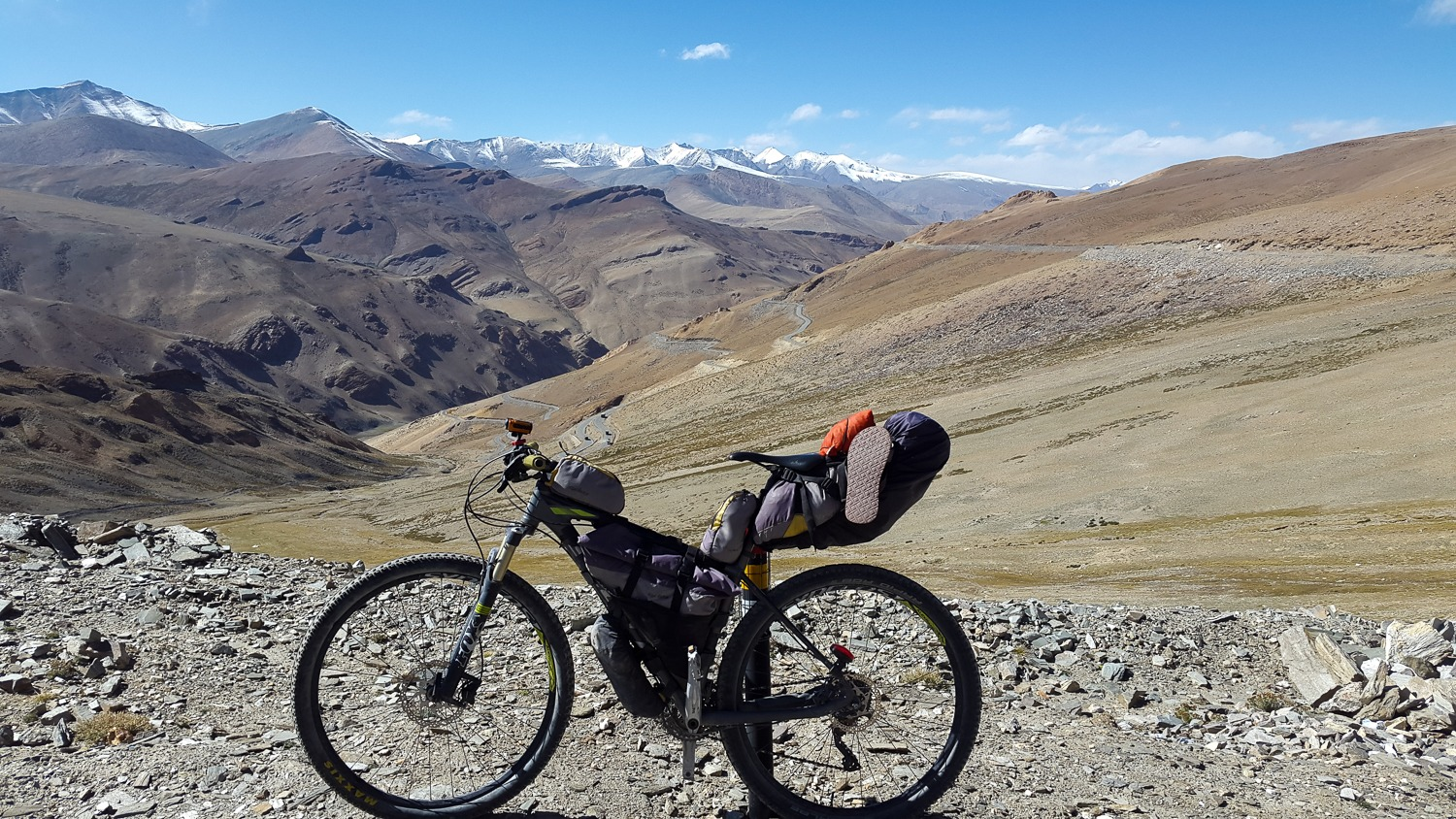90 Days Cycling in the Himalayas: Day 69: Lato to Debring