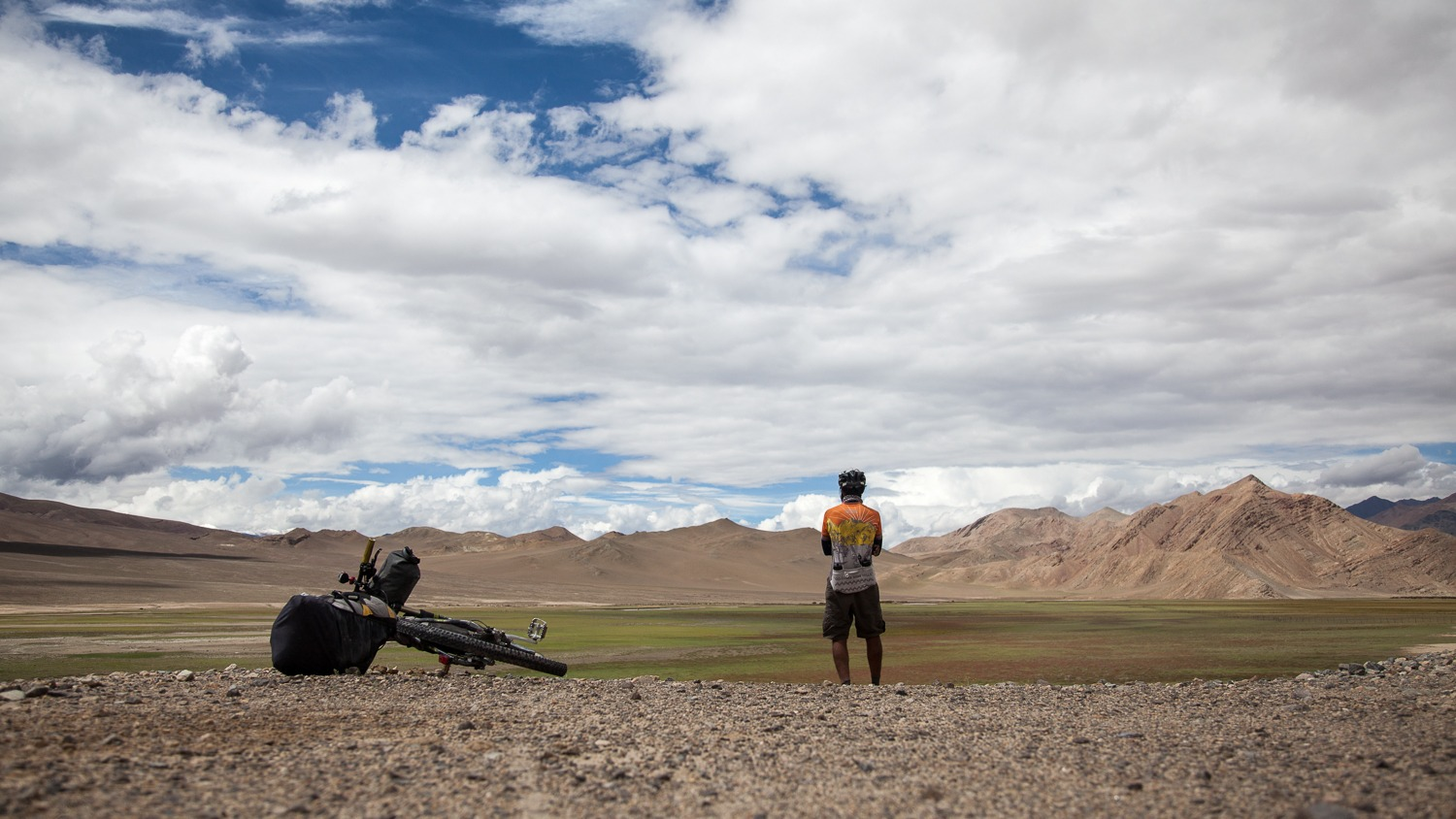 90 Days Cycling in the Himalayas: Day 58: Tsaga to Hanle
