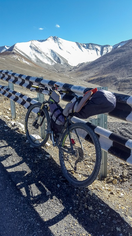 Cycling from Lato to Debring