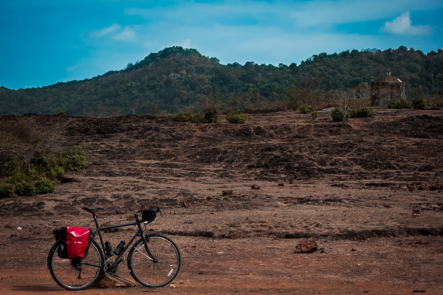 Cycling Goa to Ooty: Through the Western Ghats