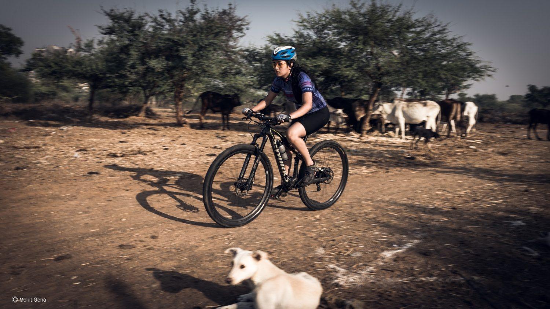 Aravalli Trailhunters Asola Race
