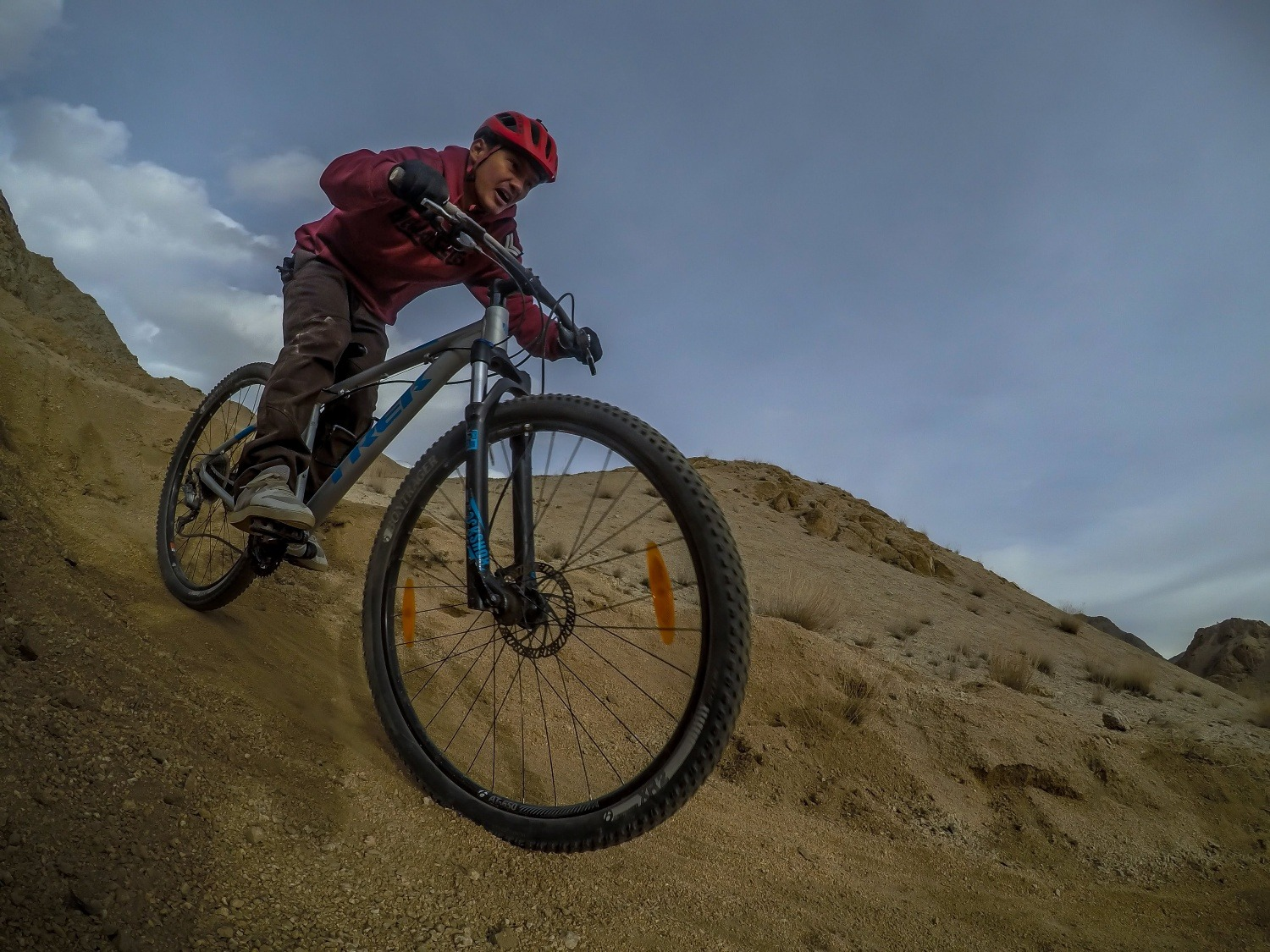 Mountain Biking in Ladakh: The Birth of the Sport!