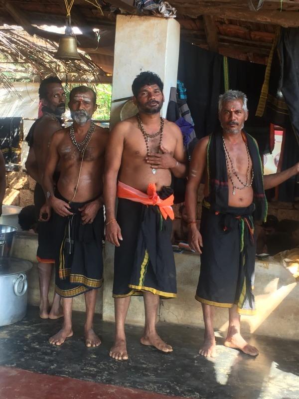 Aiyappa Pilgrims