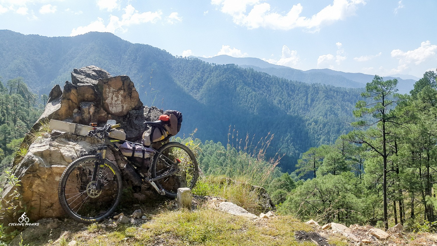 90 Days Cycling in the Himalayas: Day 74-84: Uttarkashi to Banyani