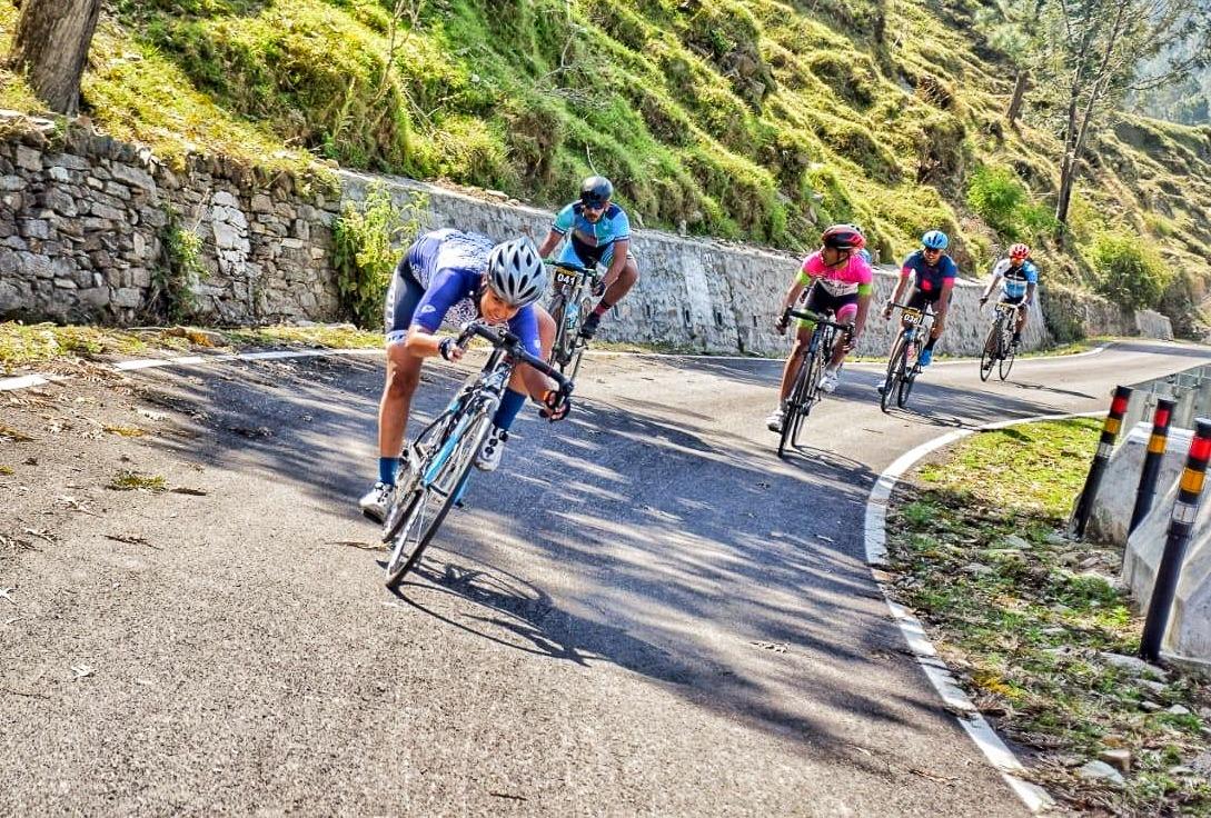 Mad Over Biking race in Kumaon