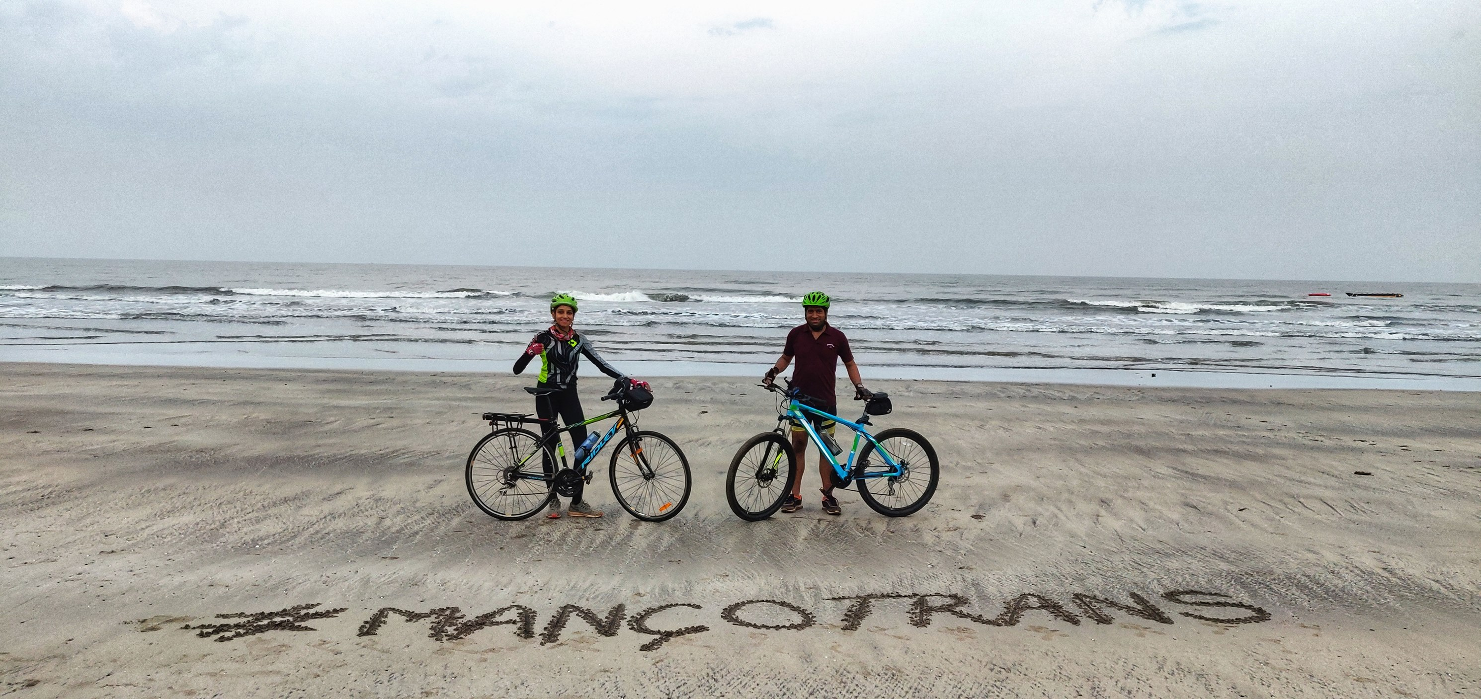 India's First Self-Supported Ultra Cycle Race    | Cycling Monks