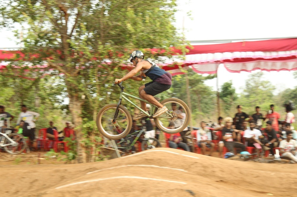 BMX at GHV Endeavor Trail