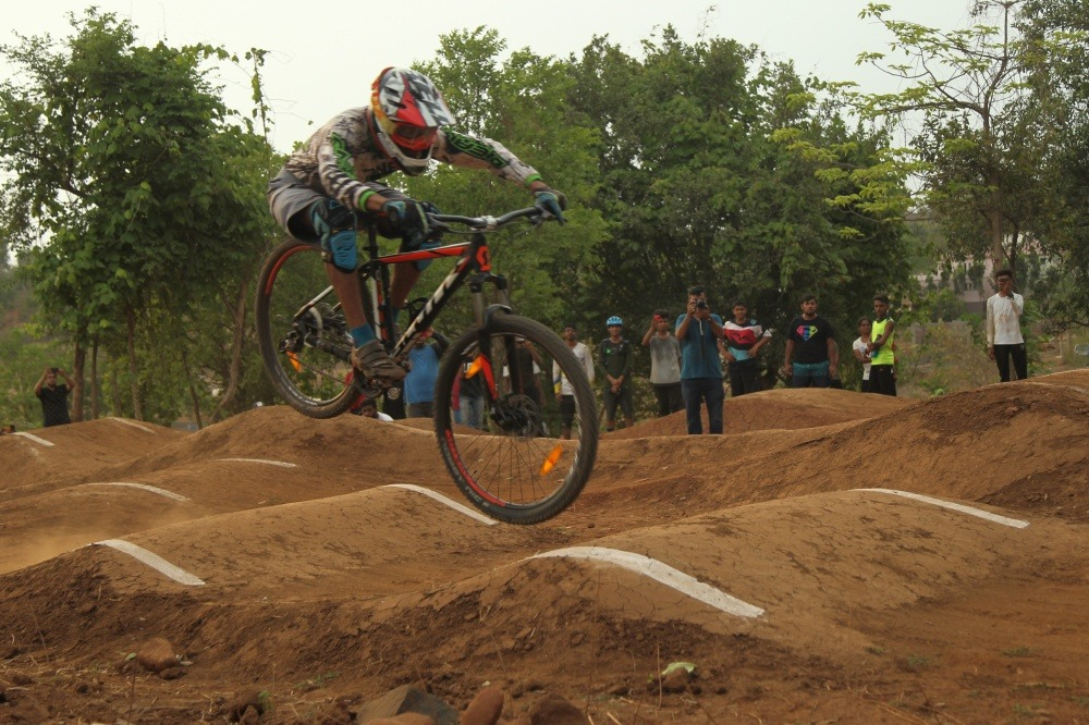 Dirt Pump Track in Mumbai