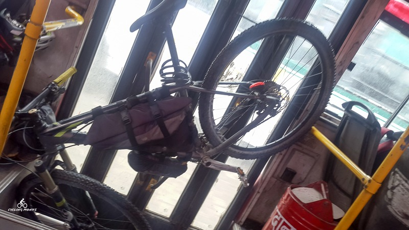 Cycle in Bus