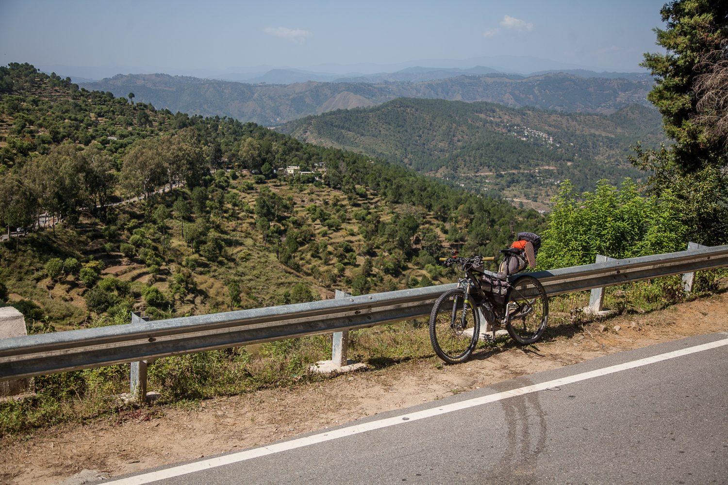 Cycling in Kumaon